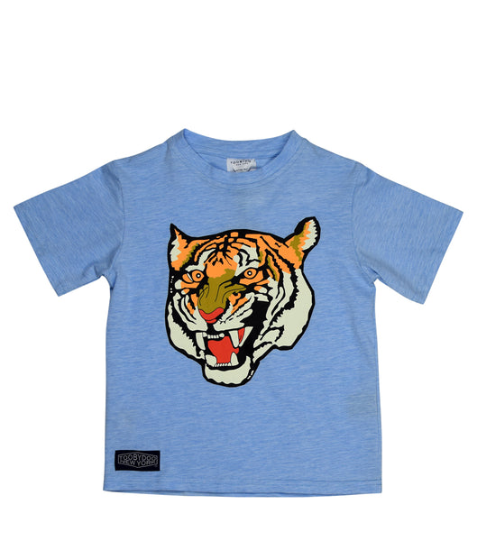 Tough Tiger | Blue