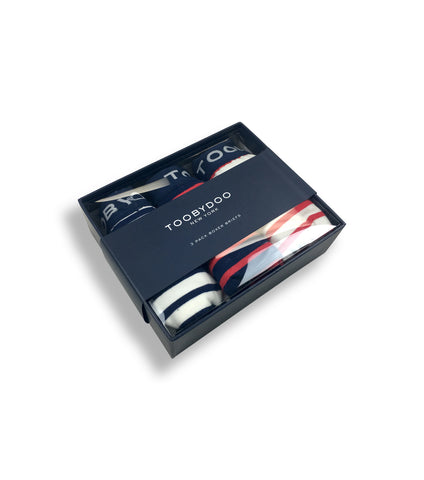 French Stripe | 3-Pack
