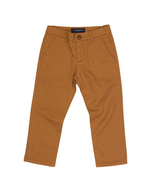 Toffee Cool Fit | Chino