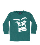 Gorilla | Baby Long Sleeve Green