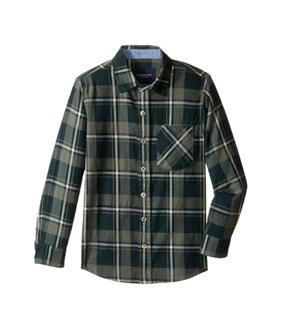 Sherwood Forest | Flannel Shirt