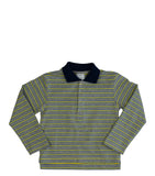 Mason | Long Sleeve Polo