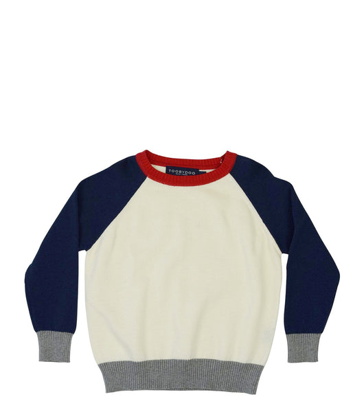 Robinson | Baseball Sweater