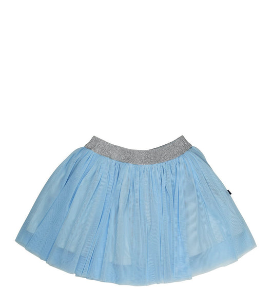 Light Blue | Tulle Skirt