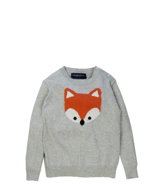 Lil' Fox | Baby Cashmere Sweater