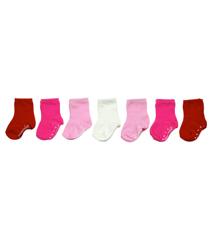 Tooby Socks | Pink