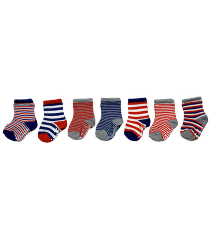 Tooby Socks | Stripes