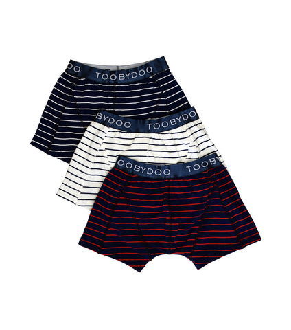 Pin Stripe | 3-Pack