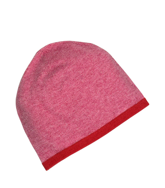 Indiana Pink | Cashmere Baby Beanie