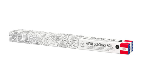 OMY GIANT POSTER ROLL USA