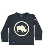 Camp Rhino | Baby Long Sleeve Shirt