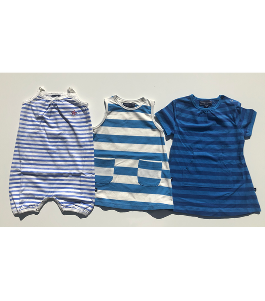 Beachy Blue / 12-18M