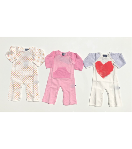 Jolly Jumpsuits / 3-6M
