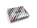 Gift Box | Blue Stripe