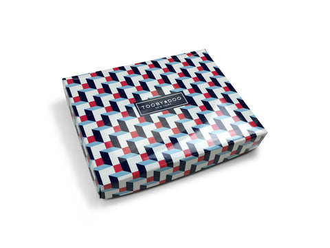 Gift Box | Geometric Pattern