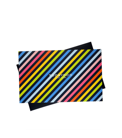 Gift Box | Multi Stripe