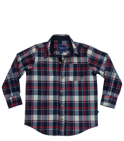 Raoul | Flannel Shirt