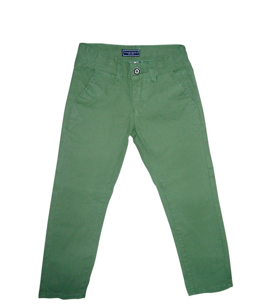 Chinos | Cool Fit | Fern