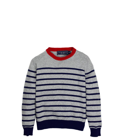 Logan | Cashmere Sweater