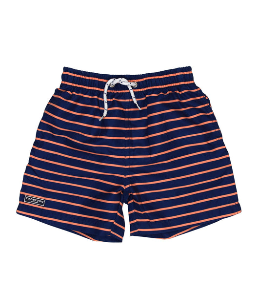 Coral Bay | Short Inseam Swim Short