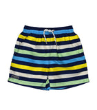 Caribbean Sunset | Swim Short | Short Inseam