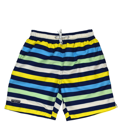 Caribbean Sunset | Swim Short | Regular Inseam