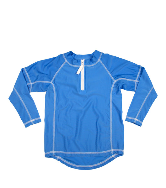 Laguna Zip | Rash Guard | Long