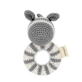 CGO ZEBRA RING RATTLE