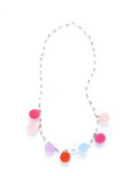 PPK MULTI POM NECKLACE