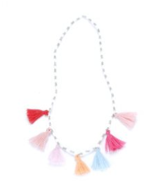 PPK MULTI TASSEL NECKLACE
