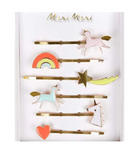 MERI Unicorn Hair Slides