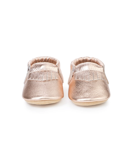 Moccasin | Rose Gold