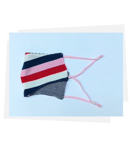 Reversible Mask | Lucky Stripe