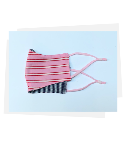Reversible Mask | Fabulous Stripe