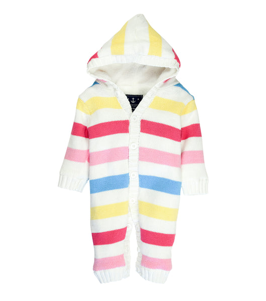 Cosette | Fleece Sweater Onesie