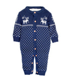 North | Fleece Sweater Onesie