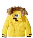 Parker | Parka | Yellow