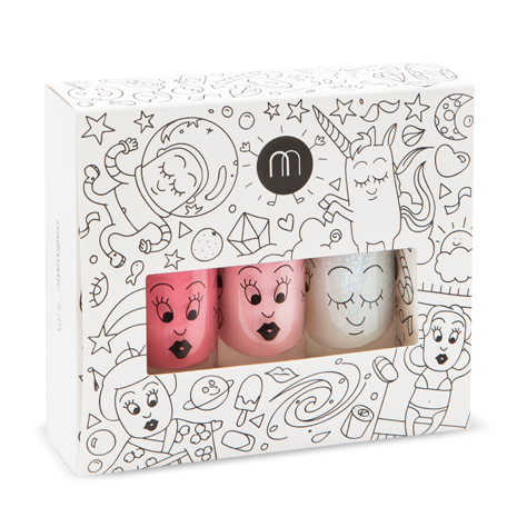 NM Cosmos - Set of 3 Nail Polishes