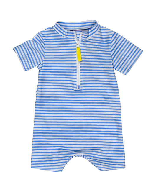 Sun Suit Watercolor Blue