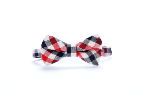 PPK BOW TIE PLAID
