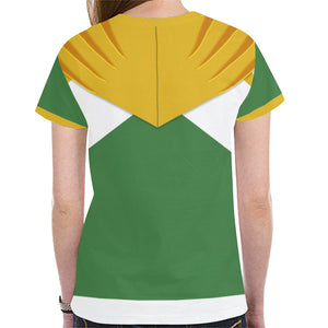 Women's Green Shirt