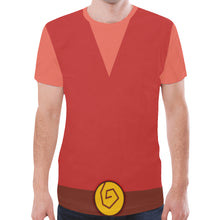 Load image into Gallery viewer, Men's Link FS Red Shirts