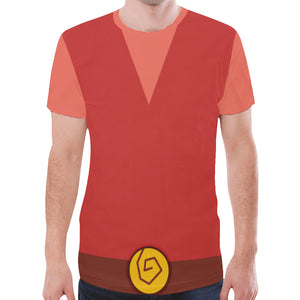 Men's Link FS Red Shirts