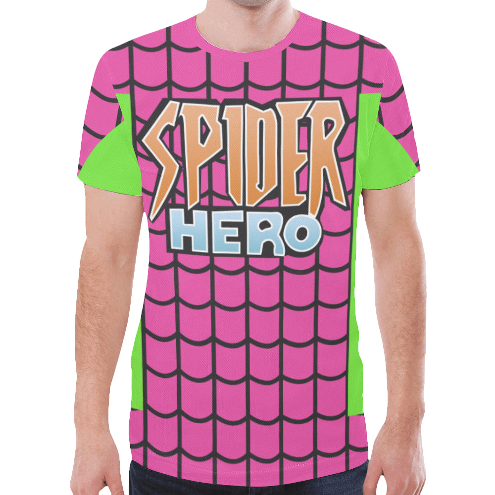 Men's Hero Spider Shirt