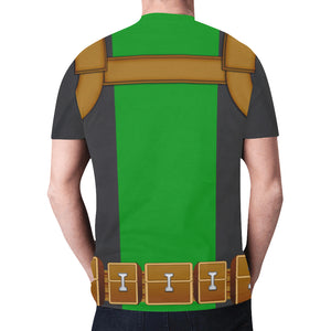Men's RS Green Shirt