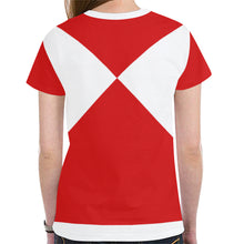Load image into Gallery viewer, Women's Red Shirt