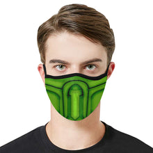 Load image into Gallery viewer, Green Ninja Legacy Dust Mask