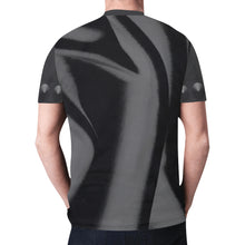 Load image into Gallery viewer, Men's Black MN Mag Shirt