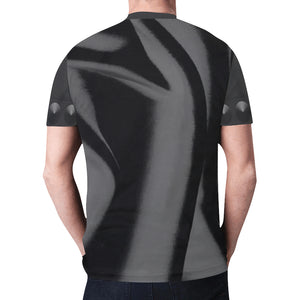 Men's Black MN Mag Shirt