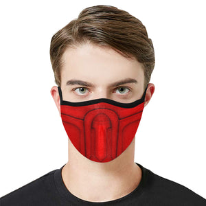 Red Ninja Legacy Dust Mask